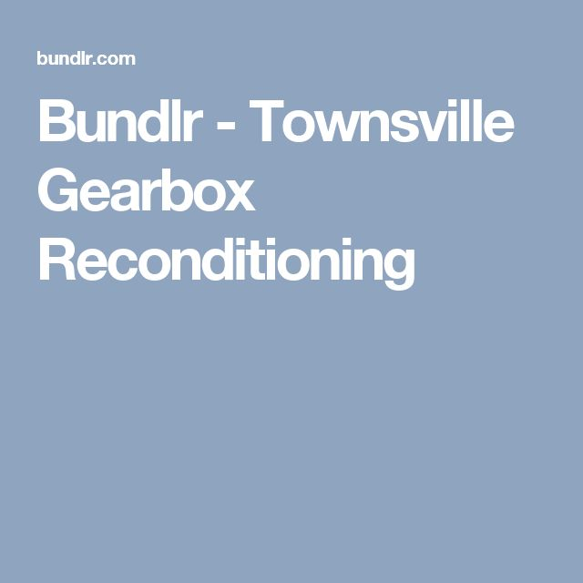 Townsville Gearbox Reconditioning known for their expert gearbox repairs services in Mount Isa, Townsville. Choose the highest quality of diagnostics and repairs for your vehicle and also get a free quote and known about your repair and services options.