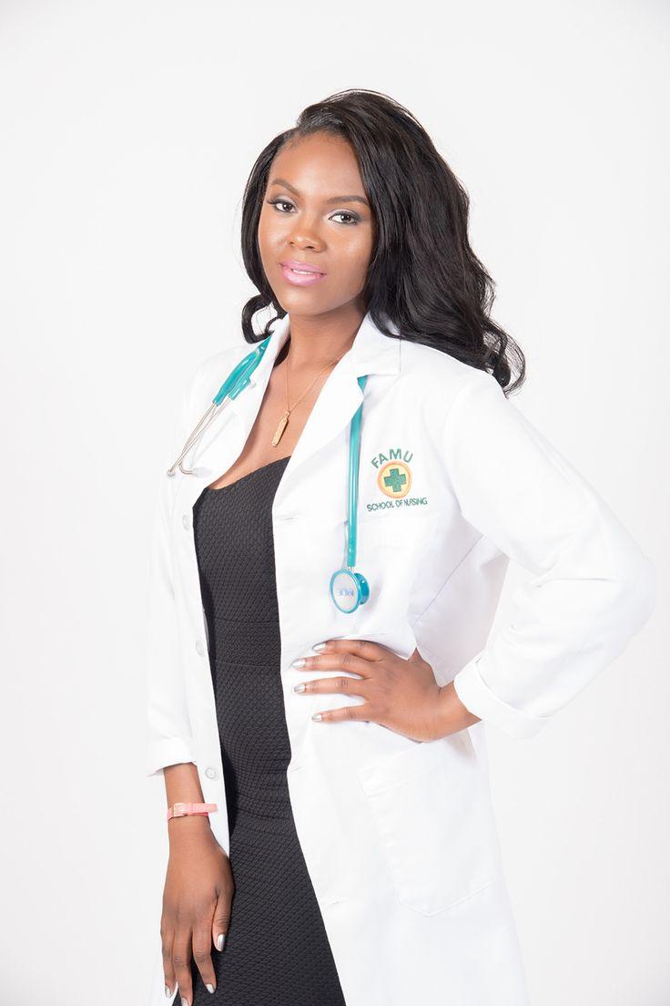 Graduating Nursing Major From Famu Grad Photos African