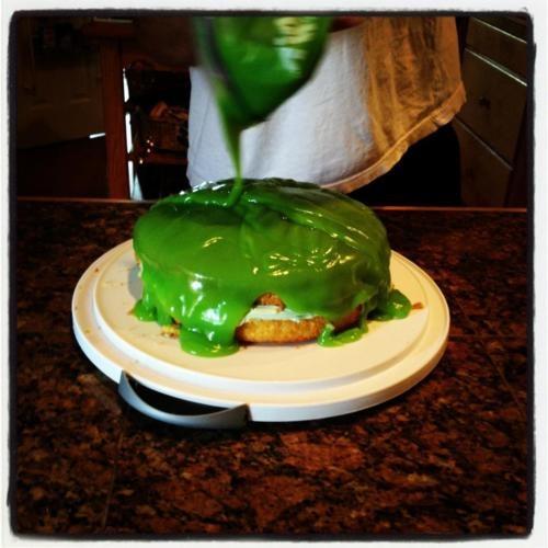 Birthday Cake Slime Recipe