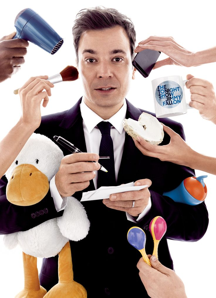 Jimmy Fallon on Tonight Show and Daughter Winnie Rose: Entertainment: glamour.com