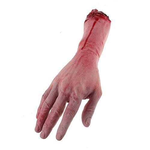 OUMOSI Human Fake Bloody Hand Dead Body Parts Halloween P... https://www.amazon.co.uk/dp/B01E8OHBW8/ref=cm_sw_r_pi_dp_x_.F1hybGXJ2PD3