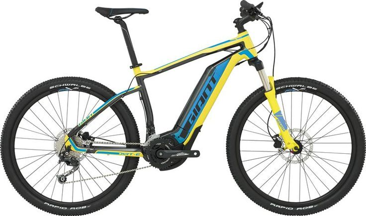 Dirt-E+ 2 - Giant Bicycles