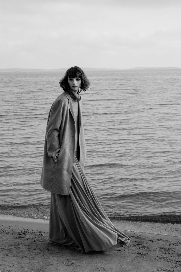 """amy-ambrosio: """"Rebeca Marcos in """"Varma Vindar"""" by Elisabeth Toll for Elle Sweden, December 2014. """""""