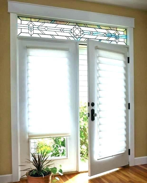 back door curtains garden curtain ideas