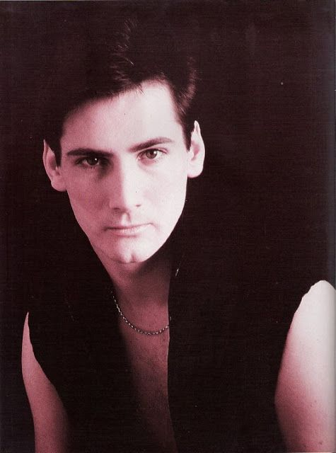 Tony Hadley of Spandau Ballet