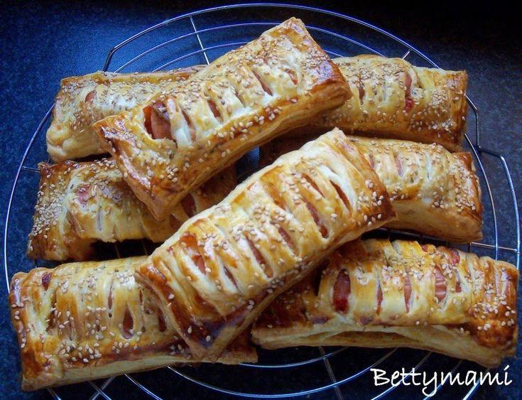 Rácsos virslis | Betty hobbi konyhája