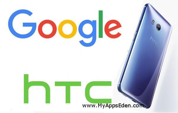 Google acquires HTC's Pixel smartphone division in $1.1 billion deal. #Android #Google @MyAppsEden  #MyAppsEden