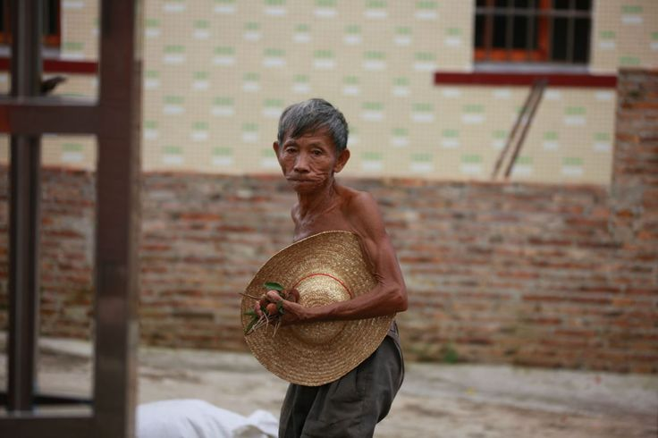 A poor man from my grandma's village in China  http://earth66.com/human/poor-man-grandmas-village-china/