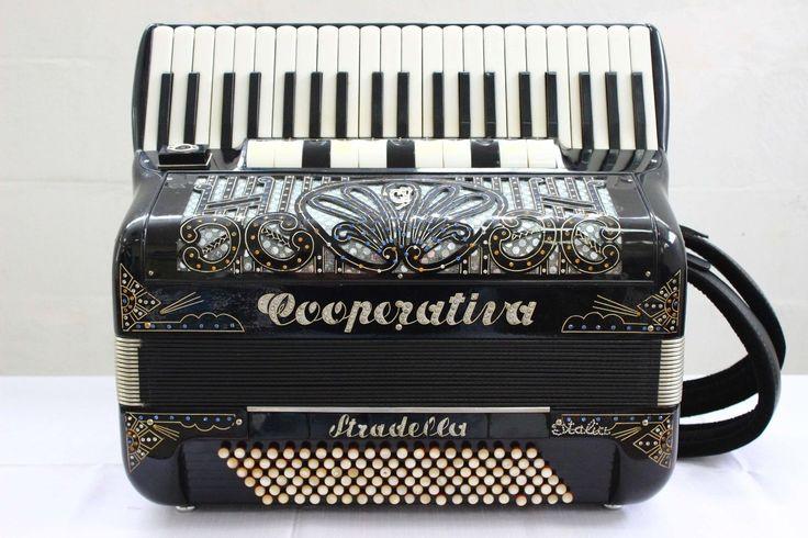 Cooperativa, Stradella, Italy - 5-Voice cassotto, (1960s/70s)