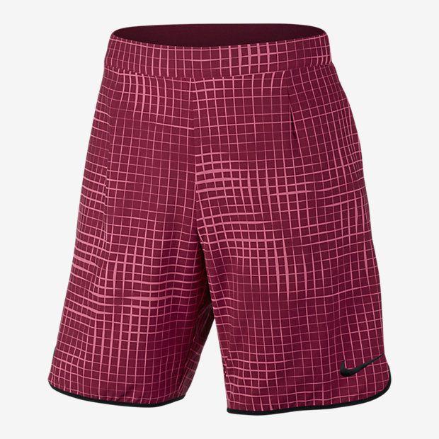 "NikeCourt Gladiator Men's 9"" Tennis Shorts, rot, red, Nike, Tennis Fashion Men #tennis #fashion #sport #men #court #tennismode #mode #männer #tennisoutfit #outfit #trendy #nike #reebok #nikecourt #adidas #newbalance - trendy Tennis Outfits for him - Tennis Outfits für Ihn. Tennismode, sportliche Mode fürs Tennisspielen."