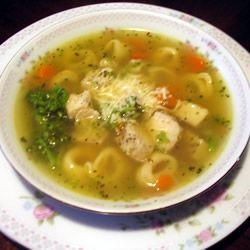 California Chicken Soup