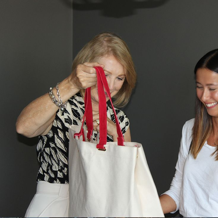 There's a story behind this bag...Media Briefing with Jane in Sydney :: August 2013  #meetjaneiredale2013