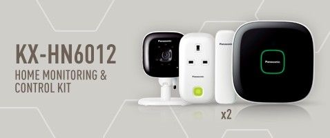 Panasonic Smart Home is the innovative expanding networking system that monitors and secures your home in minutes. Keep your home safe with Panasonic.