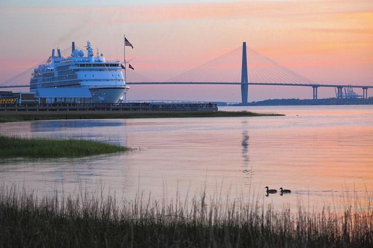 Bahamas Cruise Tour Destinations: Charleston, SC