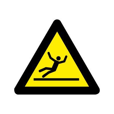 Glat gulv - Køb Advarselsskilte her