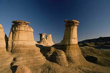 Hoodoos, Writing-on-Stone Provincial Park, Alberta....I love this place!