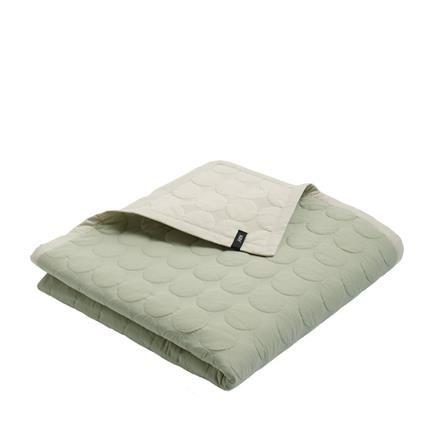Mega Dot sengetæppe, sand, Hay