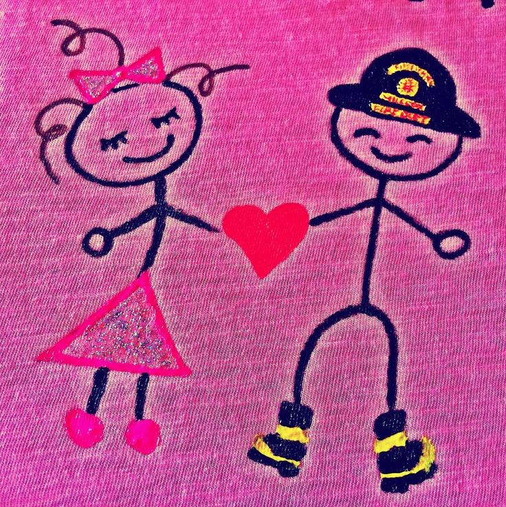 ♥ I love my firefighter♥