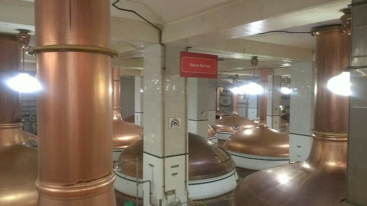 Coors Brewery Complex in Golden, CO
