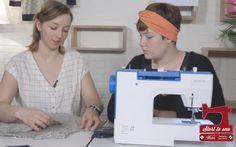 Vorige keer zagen we al hoe we zelf de Kristy Rok kunnen naaien. Deze week leerde Céline van La Maison Victor redactrice Janneke helemaal zelf een Aster-trui te maken. En dat blijkt veel minder moeilijk dan gedacht. Al is het voor een start to sew'er wel even wennen.