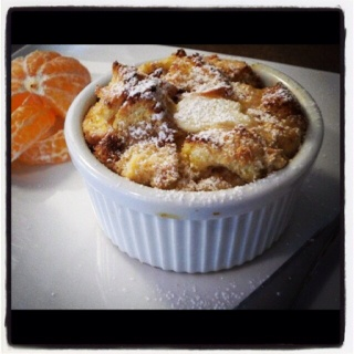 My ramekin French toast recipe