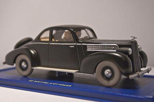 Le Sceptre d'Ottokar - Packard