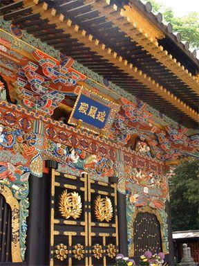 伊達政宗が眠る瑞鳳殿が豪華。仙台の見所一覧。