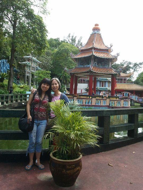 Haw Par Villa in #Singapore - #TravelTips #TravelPics