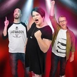 *****yessss!!!! Jordan, Lee and Benny are back with a brand new hour of world-class musical comedy. They've toured all over the earth and their videos have over 200 million hits online. They've even got a plaque from YouTube. 13/14- 22:30 ($24) 15-16-17 21:00 ($18)