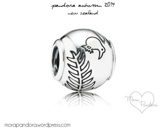 Pandora Autumn 2014 New Zealand charm