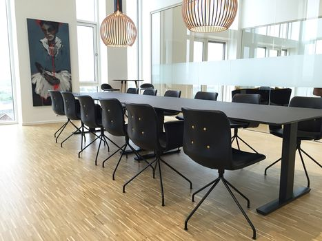 #primumchairs at Storm Advokatfirma in #Aalborg #conferenceroom #workplace #konferencestole #conferencechairs