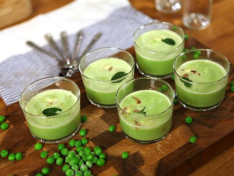 Grön ärtsoppa | Recept från Köket.se