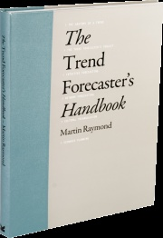 I consume a of of trend forecast content, but never really thought how it was done. So I got this - quite enlightening and interesting. Will def shape how I think about developing cultural stuff. You can't buy it as any kind of ebook, even on Kindle. I think given the subject matter, the is one huge irony.