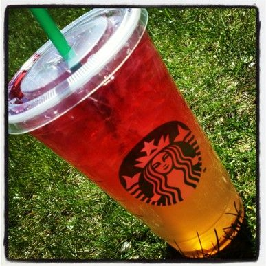 Citrus Berry Passion Refresher! Berry Refresher to first cold cup line, Lime Refresher to the second cold cup line, Lemonade to the third cold cup line, Scoop of ice, Finished off with a splash of Passion Tea unsweetened.