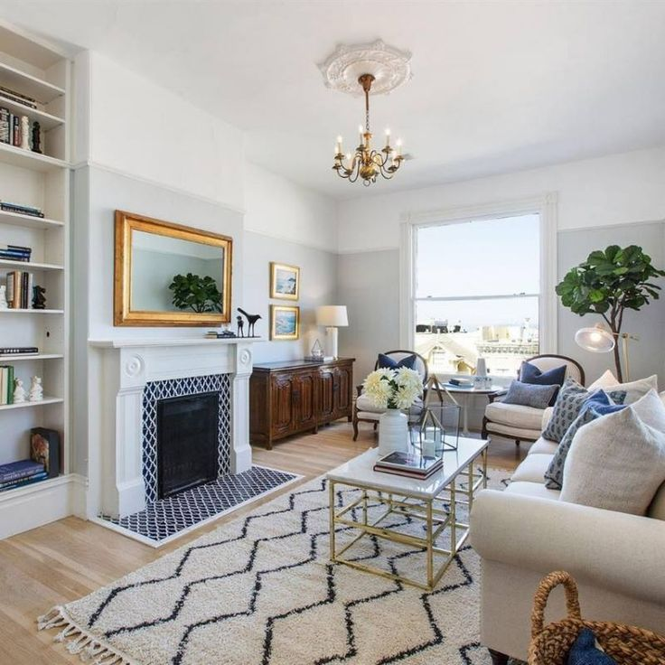 Pin On Living Room Designs #transitional #farmhouse #living #room