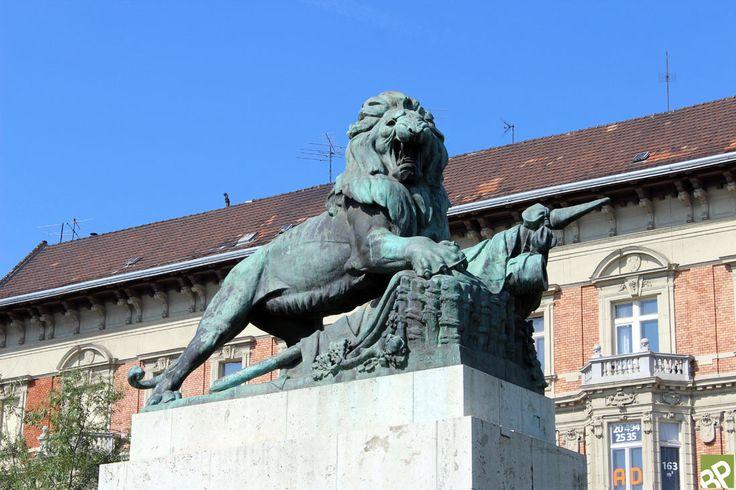 Przemsyl memorial, Buda