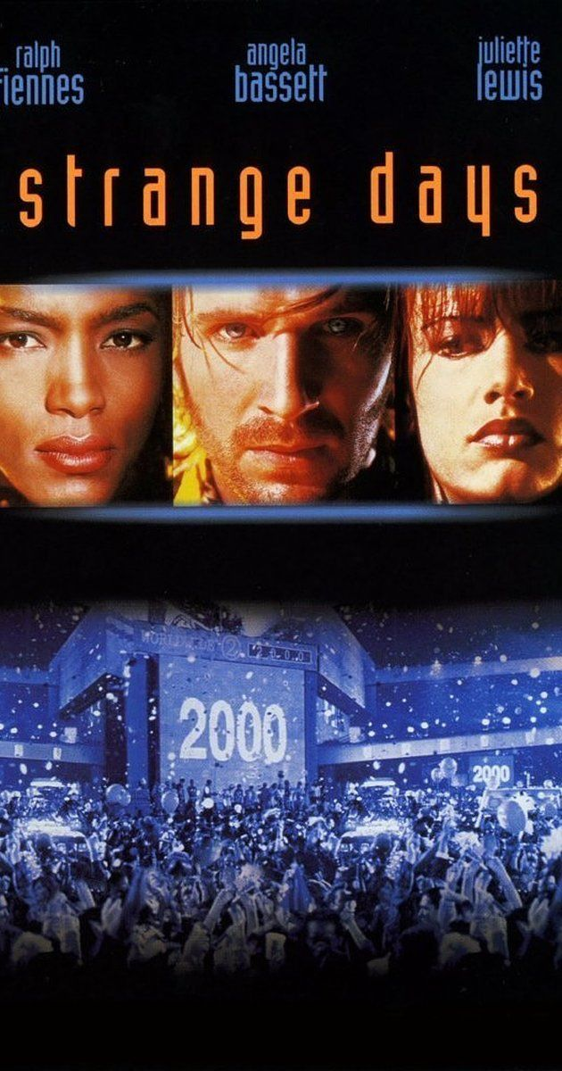 Directed by Kathryn Bigelow.  With Ralph Fiennes, Angela Bassett, Juliette Lewis, Tom Sizemore. A former cop turned street-hustler accidentally uncovers a police conspiracy in Los Angeles in 1999.
