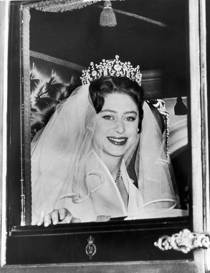 Princess Margaret and Antony Armstrong-Jones The Bride: Princess Margaret, younger sister of Queen Elizabeth II. The Groom: Antony Armstrong-Jones, a photographer. When: May 6, 1960. Where: Westminster Abbey. It was the first royal wedding broadcast on TV.