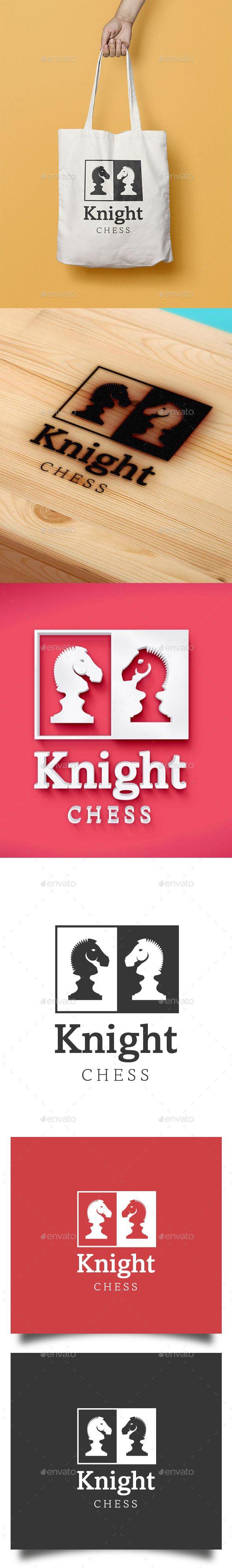 Knight Chess Logo