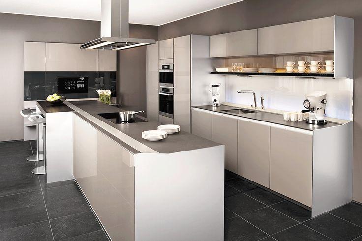 De siematic s1 is de meeste bekroonde keuken ooit deze uitvoering heeft een kookeiland en