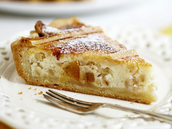 Osterkuchen nach neapolitanischer Art ist ein Rezept mit frischen Zutaten aus der Kategorie Kuchen. Probieren Sie dieses und weitere Rezepte von EAT SMARTER!