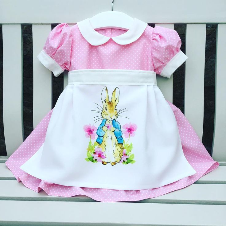 ������ All finished! Peter Rabbit pinny dress in pink made to measure for Miss Lily-Mae ������ �� #etsyseller #etsyshop #etsy #maybedaisy #lily #dress #darwen #dresses #dressmaker #pink #birthdaydress #specialdress #littlegirl #peterrabbit #peter #beatrixpotter #madetoorder #madetofit #madetomeasure #apron #pinny http://misstagram.com/ipost/1545822876886733748/?code=BVz3bdmgZO0