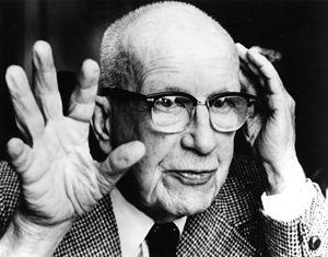 Call me Trim Tab.    R. Buckminster Fuller