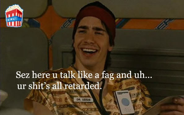 Idiocracy. This film may be the most accurate prediction of our future.