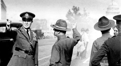 Douglas MacArthur in World War II