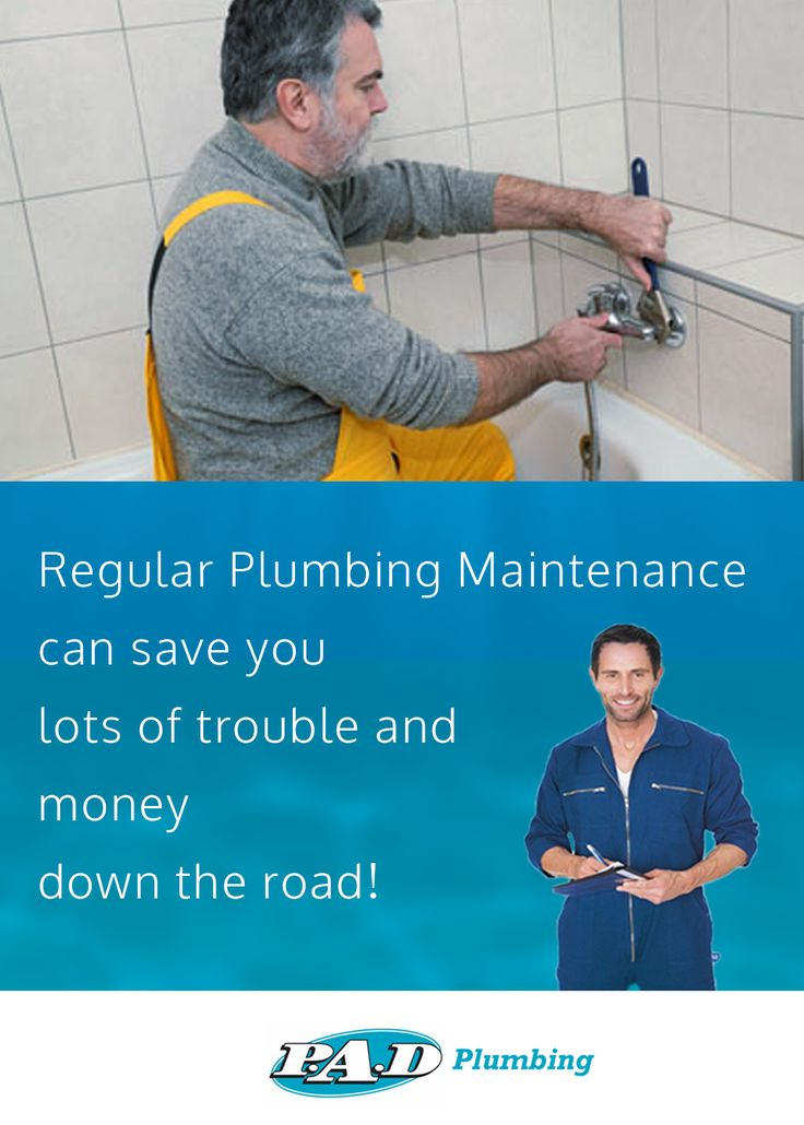 Avoiding #PlumbingMaintenence for some time? Get ready to find yourself knee-deep in water! #Brunswick