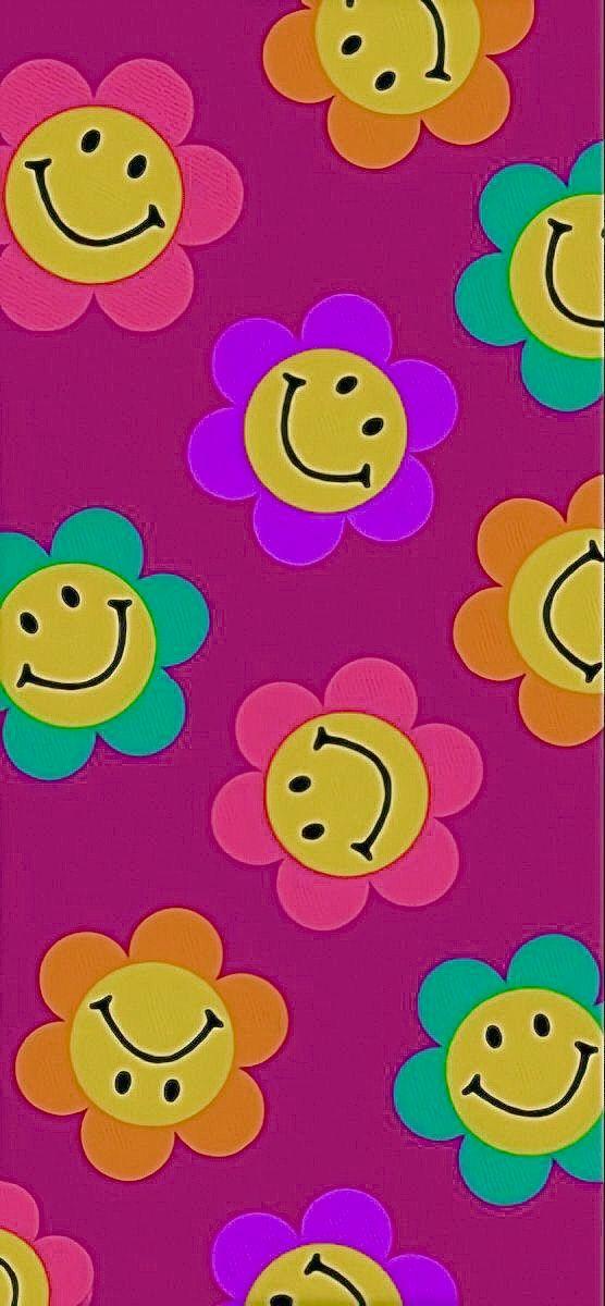 Indie flowers in 2020 | Hippie wallpaper, Cute patterns ...
