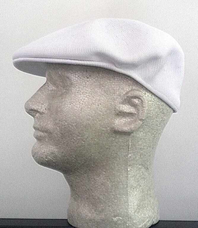 New- Kangol Summer White Mesh Cap- size S