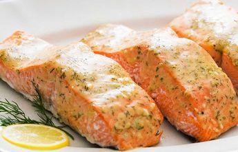 Papillotes de saumon à la moutarde Weight Watchers, recette d'un plat léger de poisson, facile et rapide à faire, plein de saveurs et à la portée de tous.