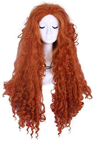 Brave Movie Disguise Pixar Merida Costume Wig Cosplay Party Hair Wig Cb38 L-email wig http://www.amazon.com/dp/B0096LVAC6/ref=cm_sw_r_pi_dp_-91Dub0SER14T
